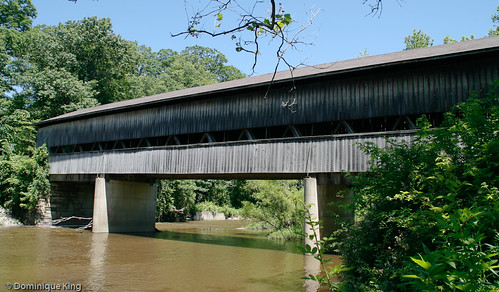 Covered Bridges of Ashtabula County Ohio-9