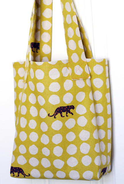 Home Ec Project #2: Totebag