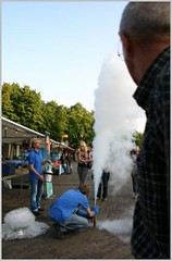 Science Café Deventer: Freezing Physics op de intromarkt
