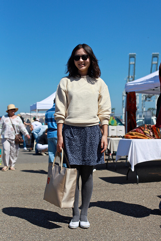 ribbed - alameda street style fashion