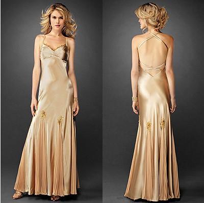 vestido longo de formatura