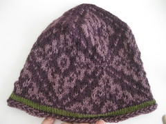 Stranded hat 1