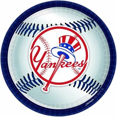 Yankees Plate