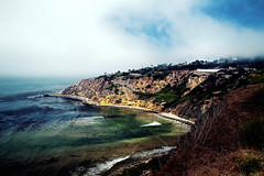 Palos Verdes Peninsula (avilon_music) Tags: ocean california nature clouds landscape la landscapes losangeles olympus cliffs pacificocean e3 southerncalifornia peninsula pacificcoast palosverdes lacounty palosverdespeninsula ranchopalosverdes californialandscapes