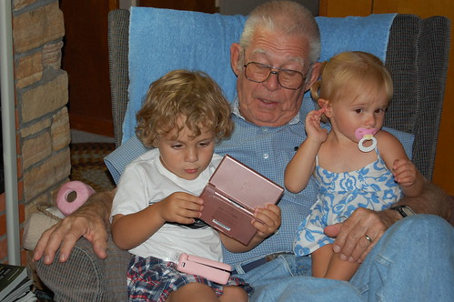 Gramps, Clark and Reese
