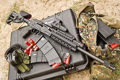Saiga 12k (Russia) (DIMITRY FOMIN) Tags: gun arms weapon guns shooting bullet 12 ammo weapons firearms ipsc saiga schtzebruderschaft