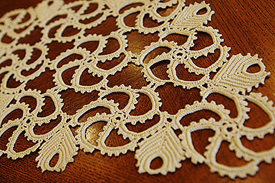 Arabesque Doily