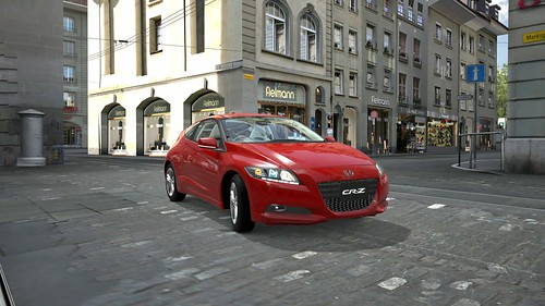 Gran Turismo 5 for PS3: Bern Market Street
