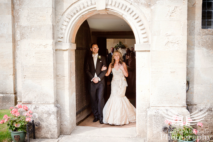 Gloucestershire Wedding Photographer 22 Sapperton Church
