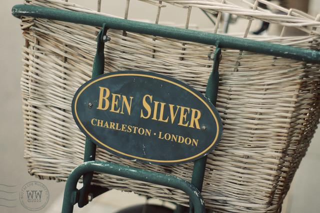 Ben Silver Basket
