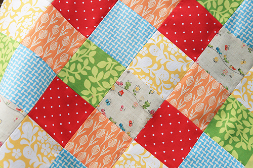 Mini Patchwork