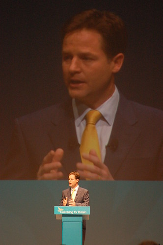 Nick Clegg speech sept 10 9
