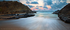From Here to Eternity... (Rex Maximilian) Tags: ocean sea hawaii sand pacific oahu moonrise shore hawaiikai halonablowhole kaiwi halonabeachcove