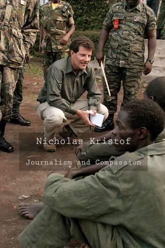 Nicholas Kristof on Journalism and Compassion