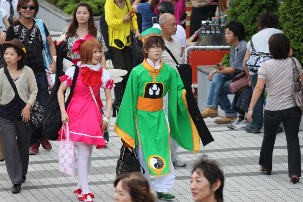 Cosplay Festa at Tokyo Dome City 2010.09. Part2 (3)
