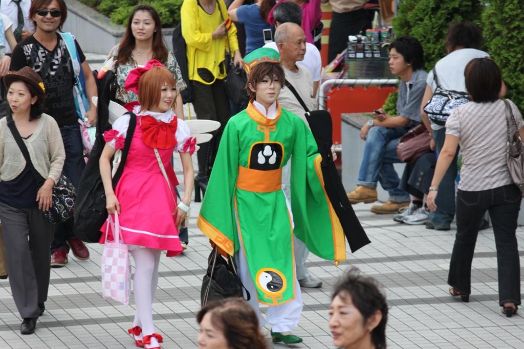 Cosplay Festa at Tokyo Dome City 2010.09. Part2 (3)