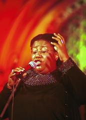 Sibongile Khumalo from South Africa Music on the Line Union Chapel Islington London Oct 2000 009 (photographer695) Tags: sibongile khumalo from south africa music line union chapel islington london oct 2000