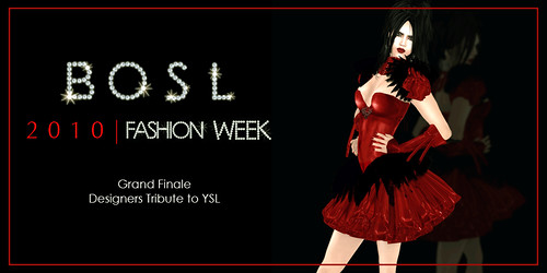 BOSL Fashion Week - Finale