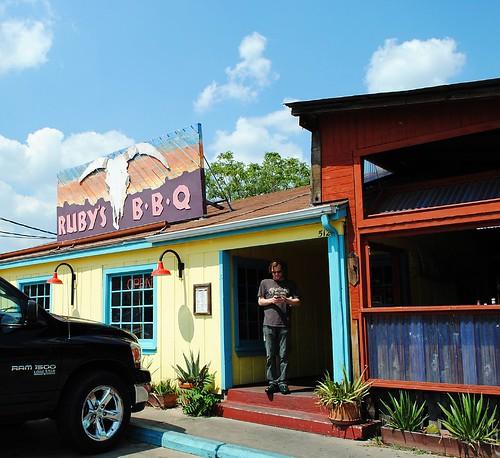 Ruby's BBQ, Austin, TX