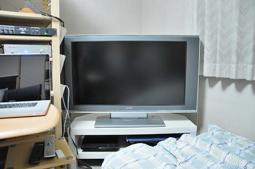 テレビ一式