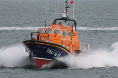 BEMBRIDGE LIFEBOAT 16-17 (John Ambler) Tags: rescue williams albert ngc class lifeboat alfred boathouse tamar bembridge rnli 1617 rnlb alfredalbertwilliams