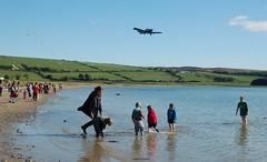(Zak355) Tags: beach plane aircraft paddle airfield rothesay isleofbute ettrickbay andrewblainbaird