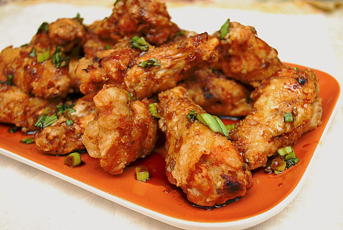 What's Cookin, Chicago?: Korean Style Chicken Wings