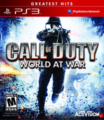 Call of Duty: World at War Greatest Hits for PS3