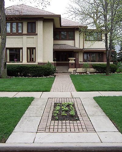 Arthur J. Dunham Home - Berwyn, IL