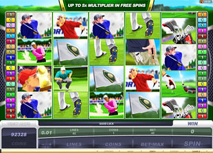 The Argyle Open slot game online review