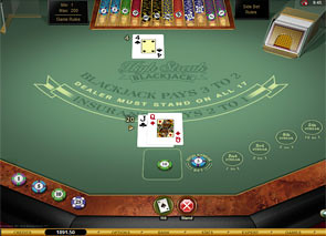 High Streak European Blackjack Gold Series