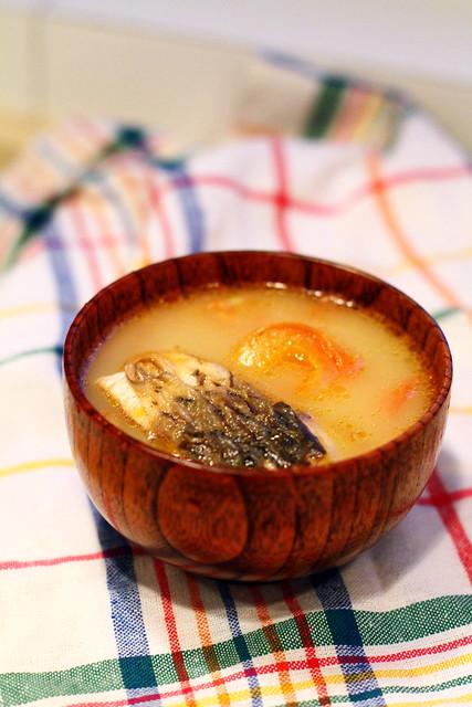 Fish & Tomato Soup