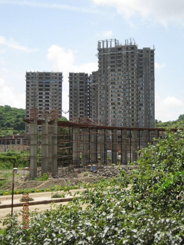 Megapolis Rajiv Gandhi Infotech Park Phase 3 Hinjewadi Pune - IMG_2917