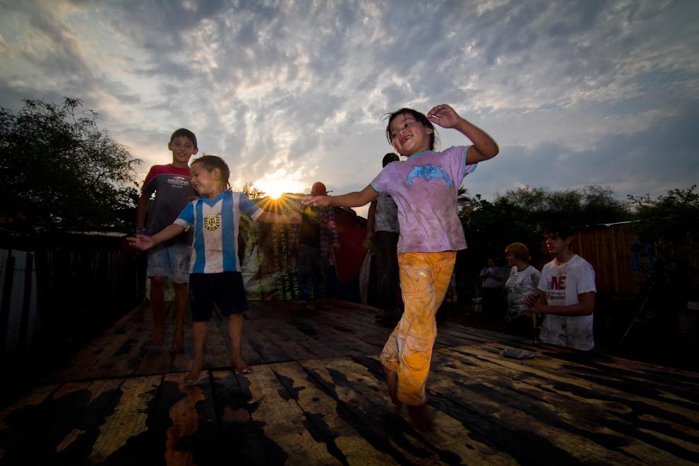 Un techo para mi país (Paraguay).