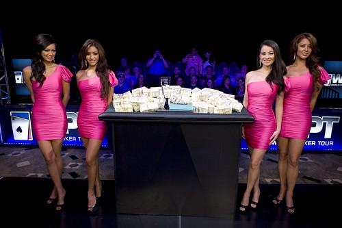 Royal Flush Girls Borgata Final Table