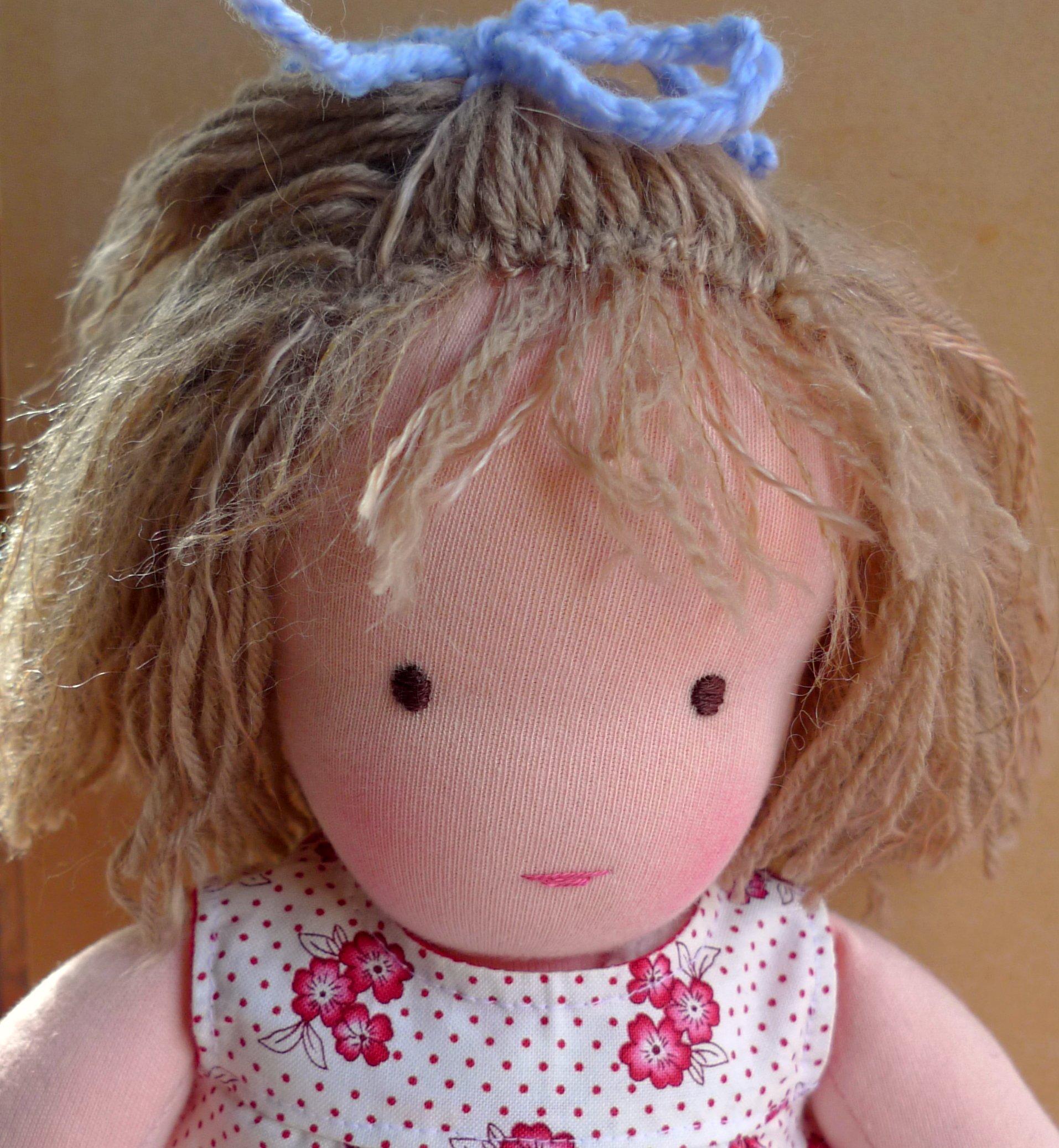 Linda's doll