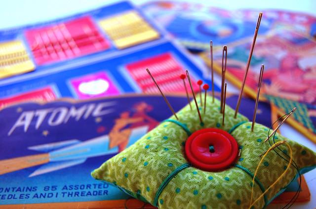 Needles, needles, needles!