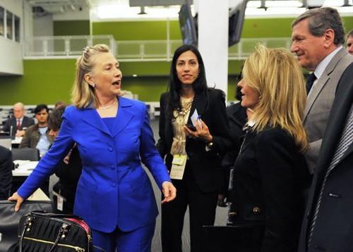 Hillary Clinton Hair Clip 3