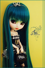 Aoi - Pullip Prunella (-Poison Girl-) Tags: new white girl hair doll dolls eyelashes purple body turquoise stripes pale lilac wig blonde groove pullip straight poison miki rement pullips bodies poisongirl prunella aoi obitsu junplanning papin rewigged obitsubody pullippapin sbhm sbhl pullipprunella