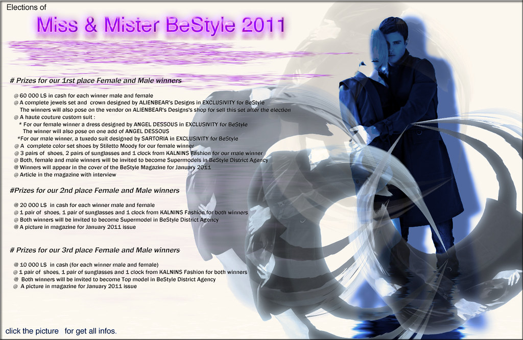 # MISS & MISTER BESTYLE 2011 #