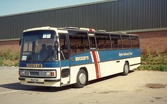 HIL7749 Bedford Plaxton Paramount (Orig D735XBC) Buckbys, Rothwell (TSMJ53) Tags: bedford paramount rothwell plaxton buckbys hil7749 d836dju fil9378 d735xbc