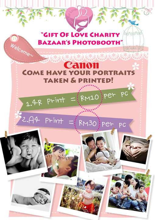 Our Photobooth Poster by Storybook