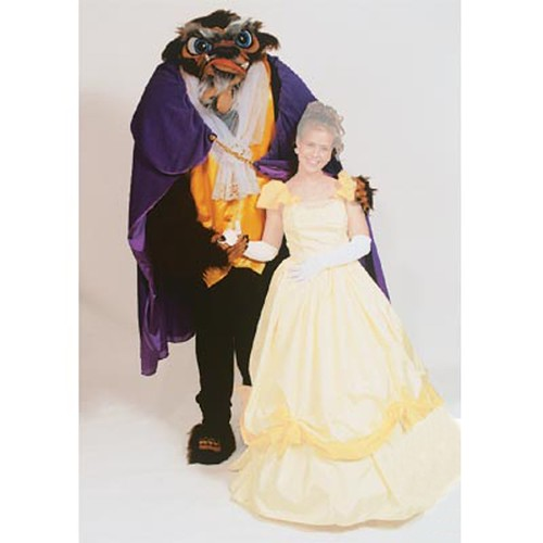 The Beast Halloween Costumes For Adults Beast Mascot Adult Costume