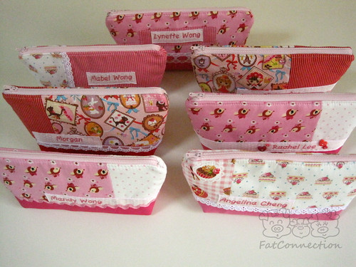 customised pouches