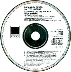 Amboy Dukes, The - 4 - Marriage On The Rocks -...