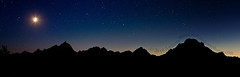 (scifitographer) Tags: sky moon mountains night dark stars astro nighttime bethanthony retroreflectography