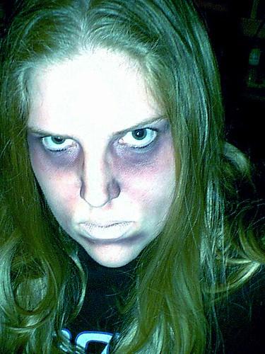Makeup & Photoshop Me