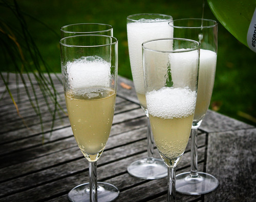 Elderflower champagne success