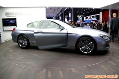 BMW concept 6 mondial automobile 4