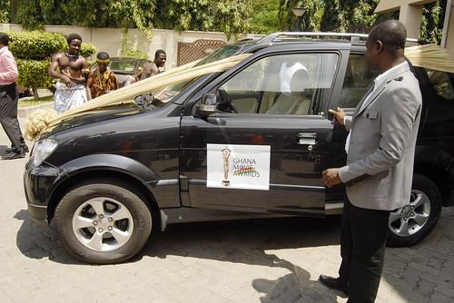DEPUTY MINISTER BY CAR